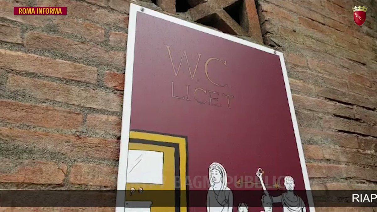 Roma rinasce passo dopo passo. Ecco #RomaInforma numero 47 🎥 Riaperti 7 bagni pubblici 🎥 Formazione tutori Misna 🎥 Tavolo per rigenerazione urbana