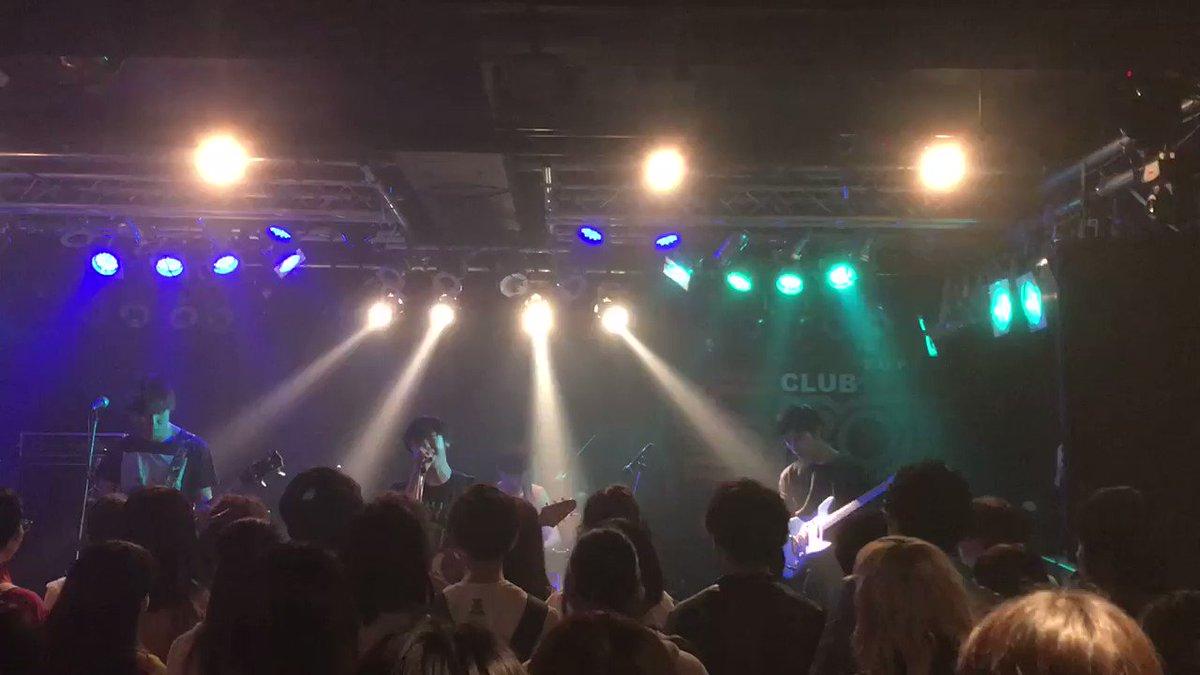 突然少年/火ヲ灯ス  3/12大分club SPOT  1.幽霊(最新曲) 2....