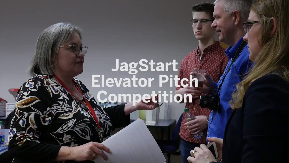 Braille Tech 📱, the winning #IUPUI JagStart 🐯 idea, allows users to wear a glove that uses sensors to turn letters into digital #Braille. Watch 👀 📽️ ⤵️  & read 📚 ➡️  https://t.co/Yu7MnMihuQ.