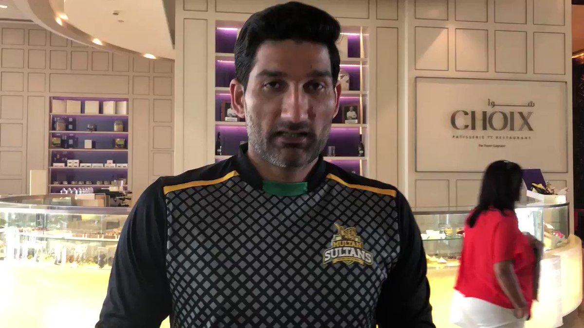 Our Sultan @sohailmalik614 is prepared f...