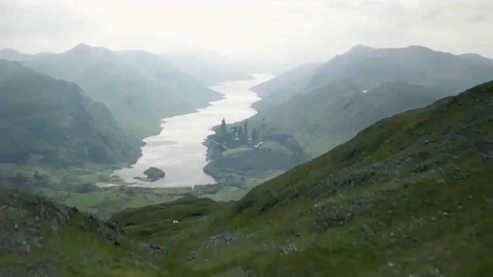 """Hogwarts sara' sempre qui a darvi il be..."