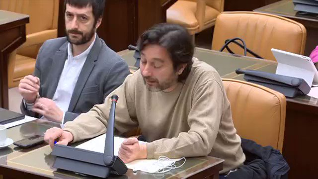 Miguel Urbán Crespo's photo on #MinisterioDeLaVerdad
