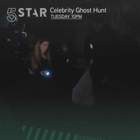 Tune into Celebrity Ghost Hunt tonight at 10pm tonight on @5star_tv #celebrityghosthunt https://t.co/jiWWse7Z7n
