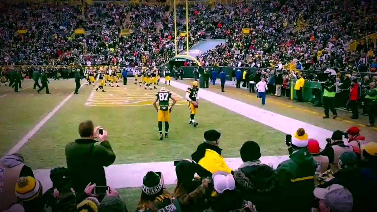 Μέγας Αλέξανδρος's photo on #Packers