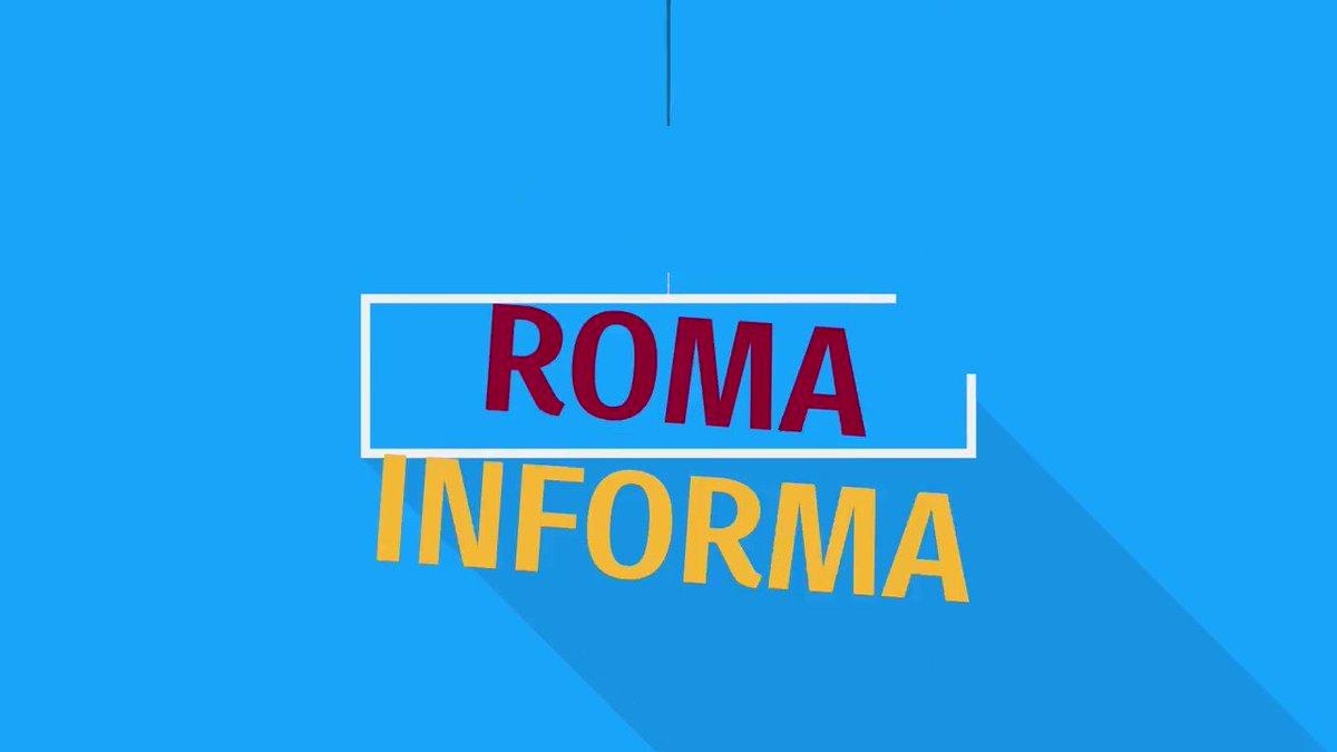 Roma rinasce passo dopo passo. Ecco #RomaInforma numero 48  🎥 Nuovi impianti di compostaggio aerobico 🎥 Turismo, percezione positiva di Roma da parte dei turisti 🎥 Inaugurato Giardino dei Giusti