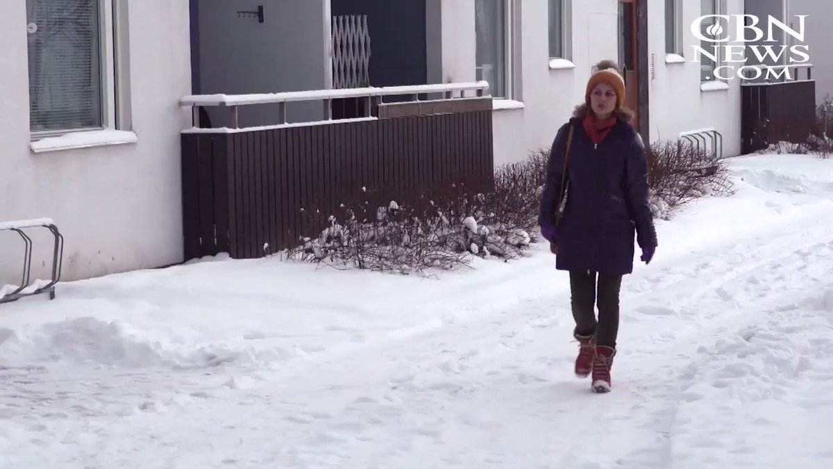 Update: Sweden Tries to Starve Out Christian Asylum Seeker #AideenStrandsson.  My story. More here:www1.cbn.com/cbnnews/world/…