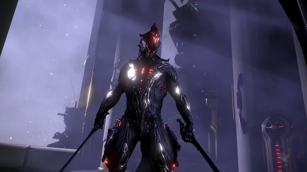 Log In Today For Your FREE Warframe Fifth Anniversary Gifts An Excalibur Dex Skin And Helmet Tco 8AVASynMWe