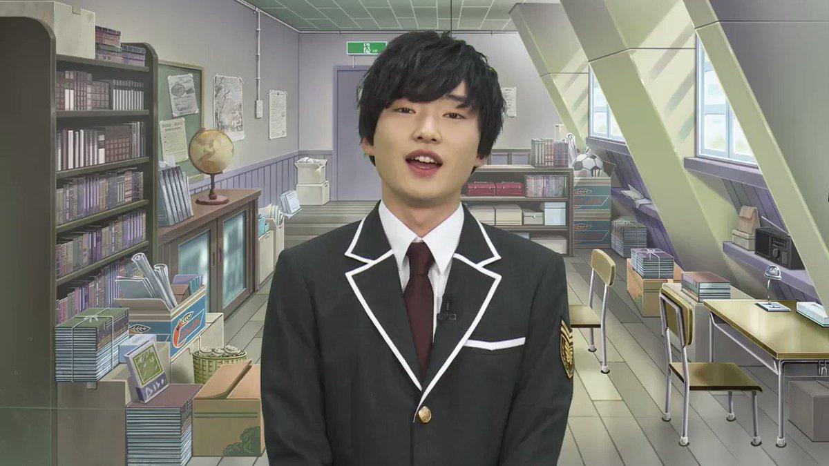 【ハピコメ】防衛部HKキャストが送る平日お昼のミニ動画「ハピコメ」木曜日担当は、安田陸矢さん!今週のテーマは、最近あったHAPPYなことです!!  #boueibu