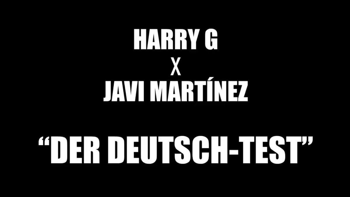 Mein Prüfung zum echten Bayer 🥨 mit Harr...