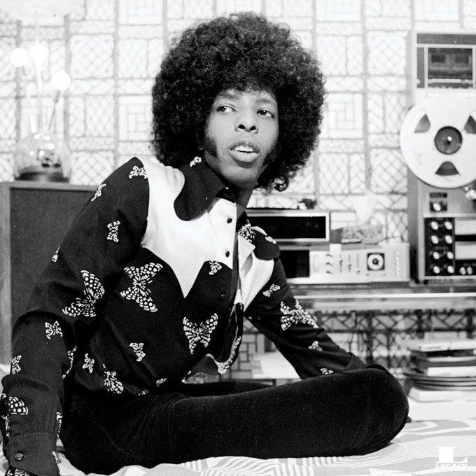 Happy 75th birthday to the sensational Sly Stone!