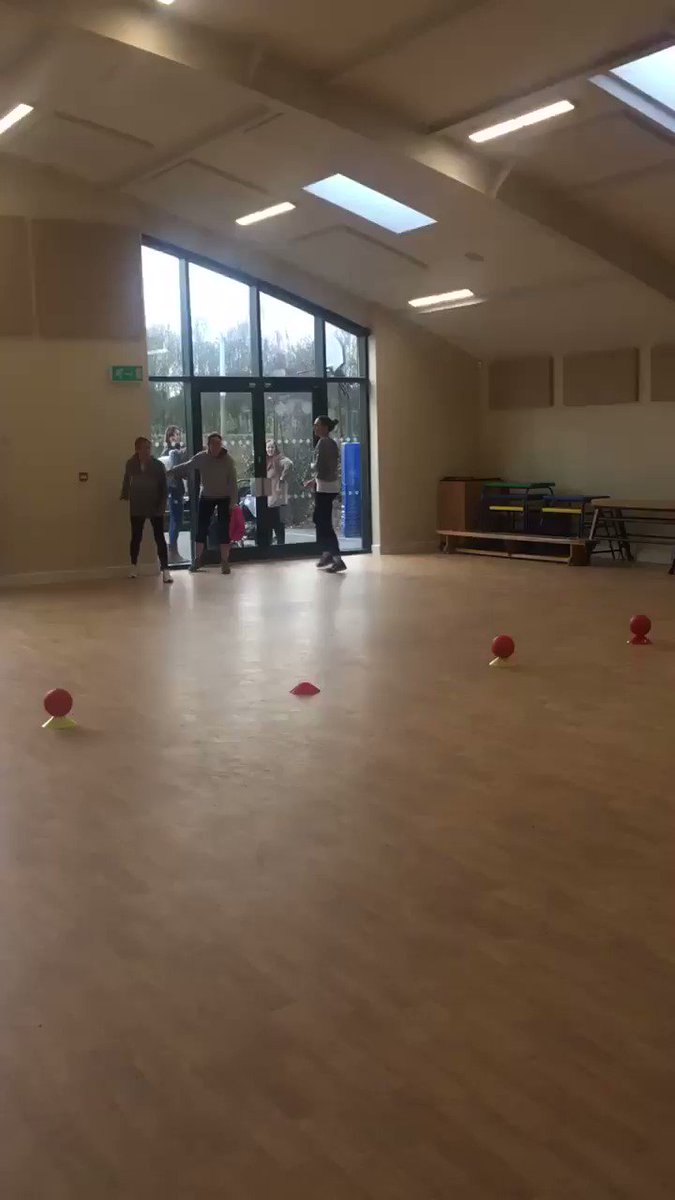 Parent's Dodgeball to end Sports Relief @sportreliefsch