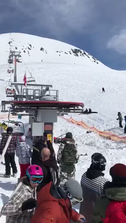 Ski lift from hell! https://t.co/2aly25b...