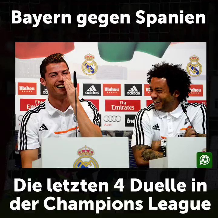 Schon wieder die Spanier! Kann #Bayern d...