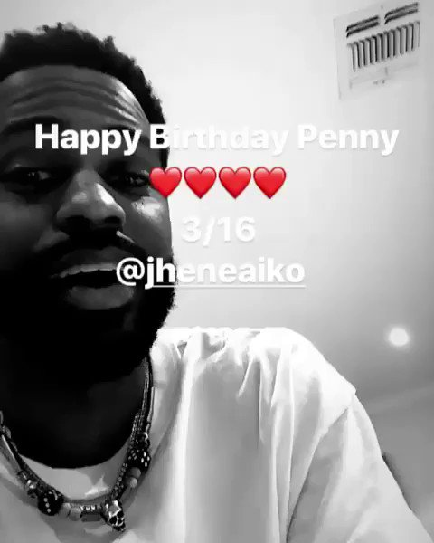 Big Sean shows off his singing abilities and wishes Jhene Aiko a happy birthday.
