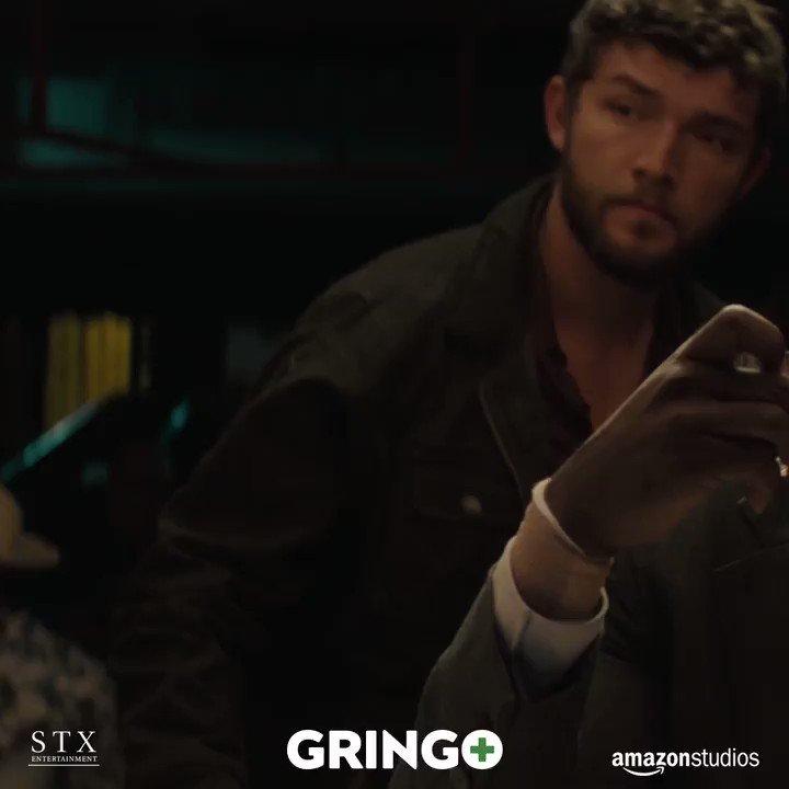 Not everyone is as friendly as they seem, Harold. #GringoMovie bit.ly/GringoTixTW