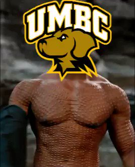 """Is this your king?! Is this your king?! Nah, i'm your king!"" ― UMBC to Virginia #MarchMadness https://t.co/cQC3BXU4cF"