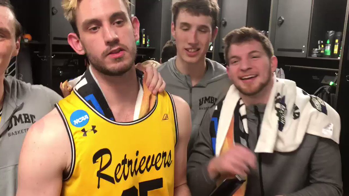 @UMBCAthletics knows how to get ready @F...