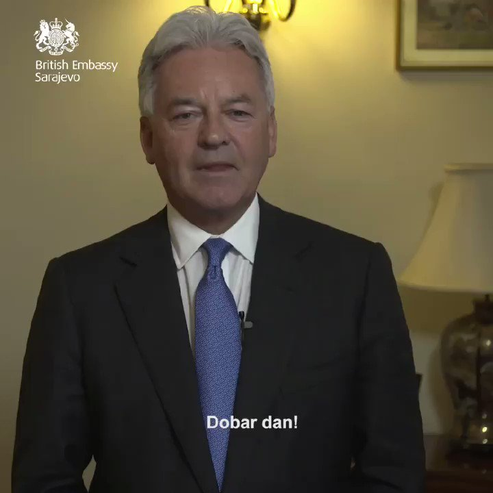 .@AlanDuncanMP, #UK Minister for Europe, talks about his visit to #Bosnia and #Herzegovina, and our plans for the Western Balkans #WBSummitLondon in July. #BiH