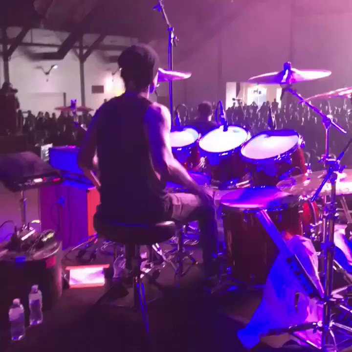 Blast rockin with @strungout at @Musink_tatfest ���� #NOWHERESVILLE �� @fogagain https://t.co/dN7DeO4Kde