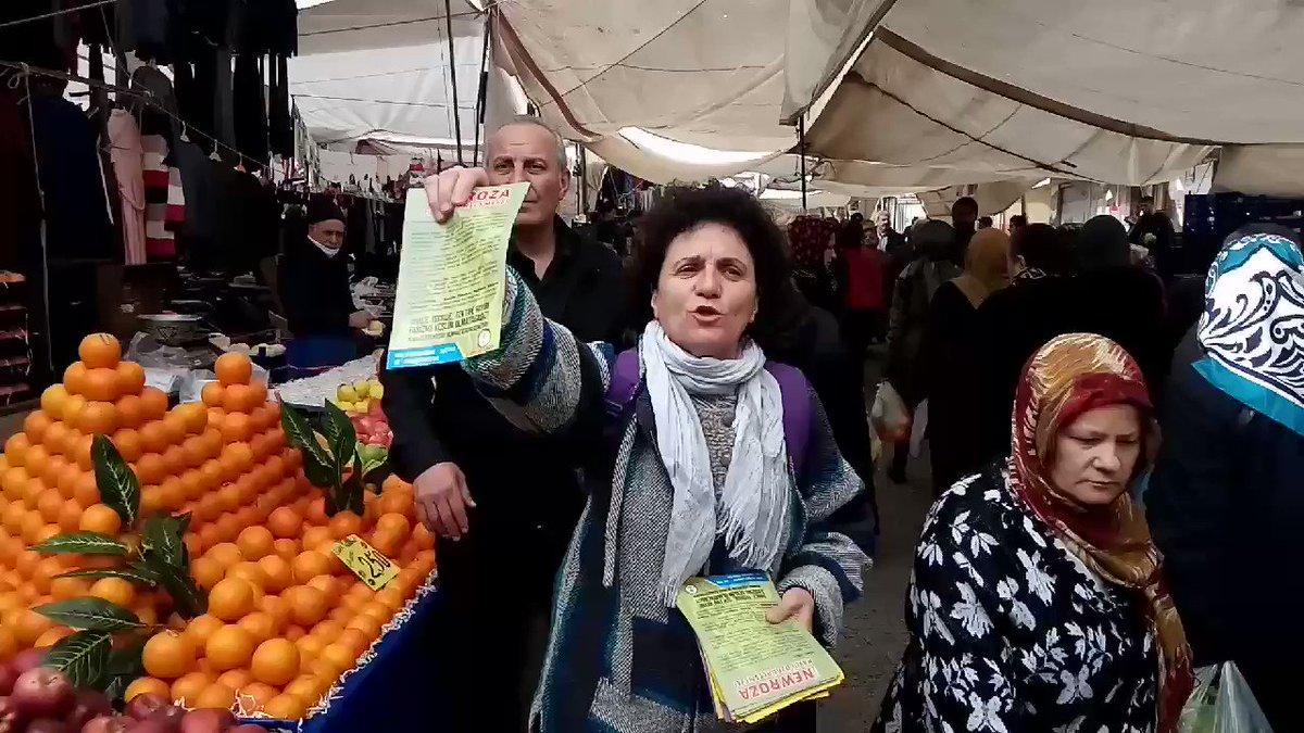 Tüm Coşkumuzla Newrozda  Direnişi büyütm...