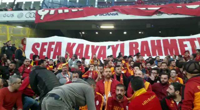 """ultrAslan'dan GFB'ye """"Sefa Kalya'yı rahm..."""