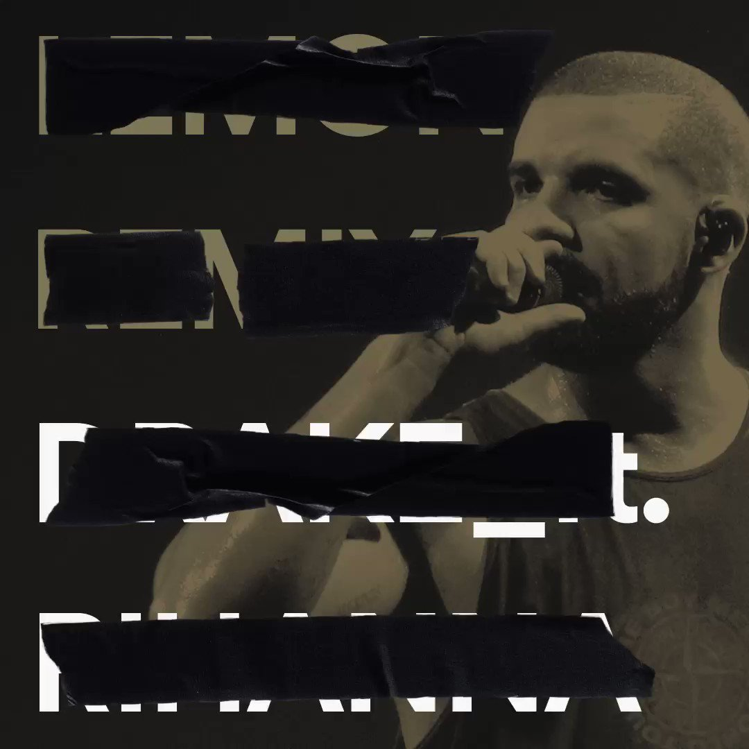 Wow. @Drake really jumped on the 'Lemon' remix... and killed it https://t.co/3yff3S7Km5 https://t.co/LoypLmk67m