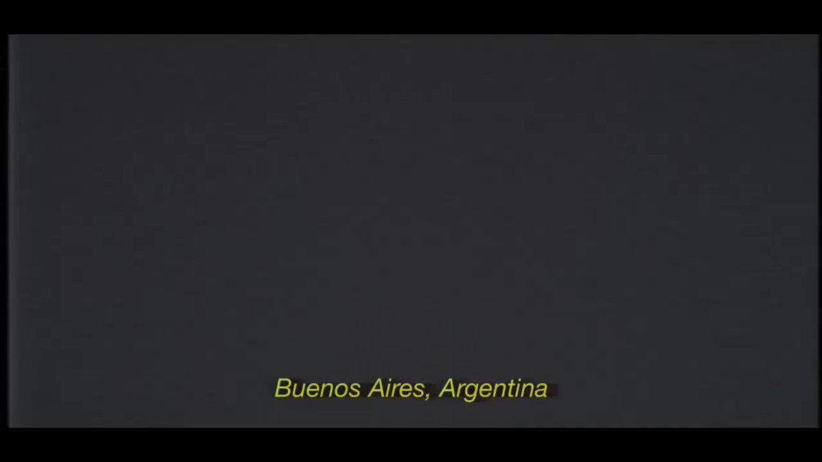 gracias, Argentina!!! CHILE, your turn!...