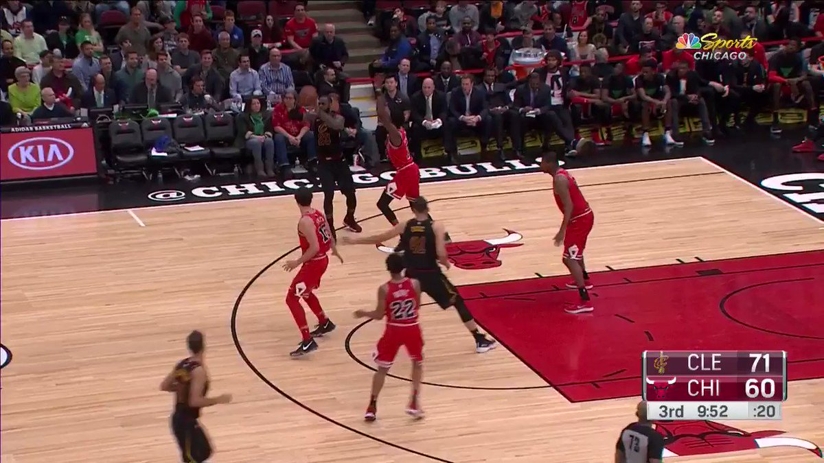 Eyes in the back of his ��  #AllForOne https://t.co/pWWiqOgG0g