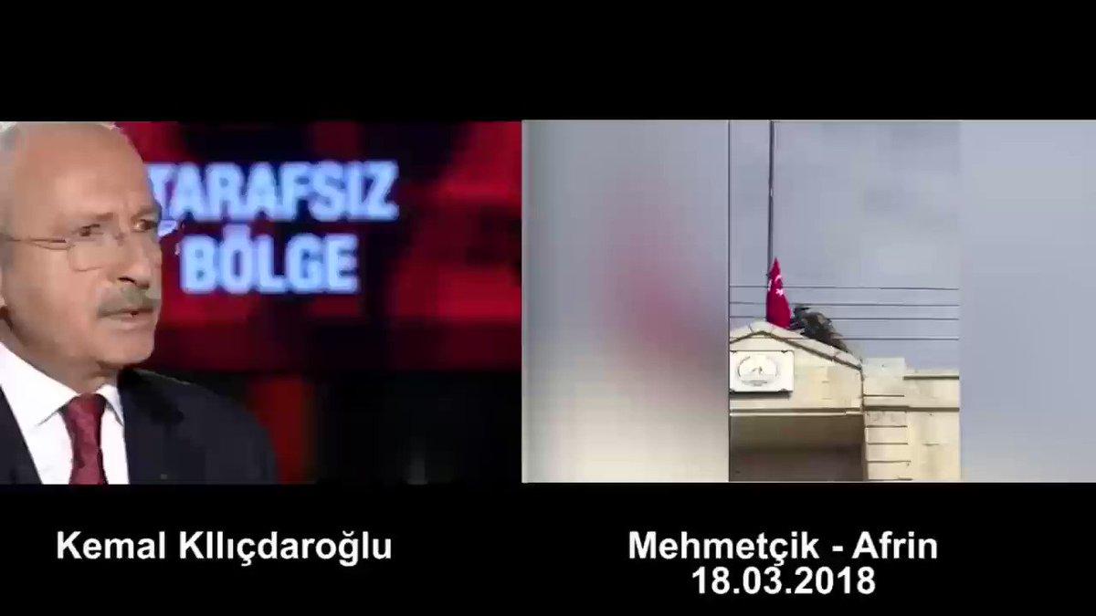 Afrin hakkında #KılıçdaroğluNeSöyledi  İ...