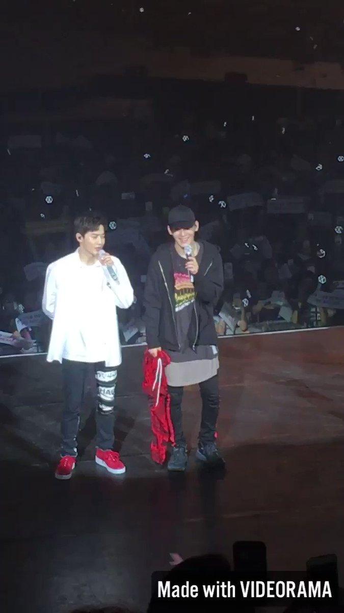 กางเกงช้างของนุ ❤️❤️❤️❤️  #CHEN #Jongdae...