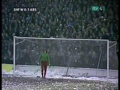 Snow and Tracksuit Bottoms ... #GloveStory