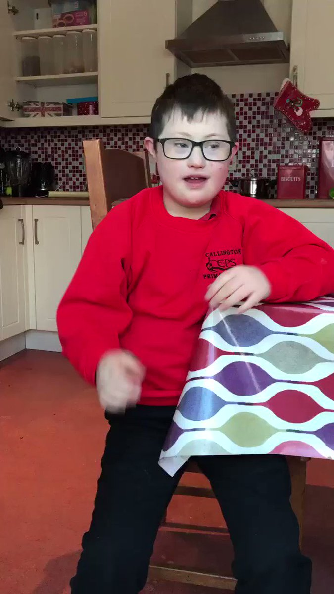 Keen eyed readers of our books will recognise this fella!! #getgrannysigning #wetalkmakaton #getthenationsigning #TAG21 #ItMatters #wouldntchangeathing #WDSD18 @LookingUpBooks @helen_laverty @CornwallDSSG @ITMatters_CIC @JohnMag20