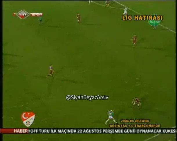 Tarihte Bugün | '19 Mart 2005 Beşiktaş J...