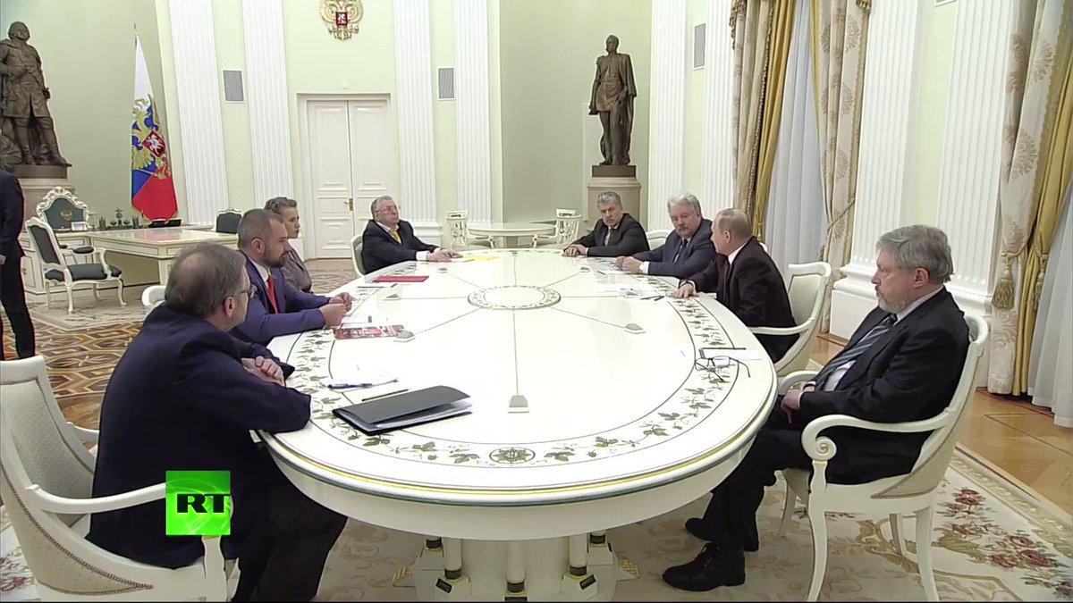Послание Владимира Путина Федеральному собранию 2017