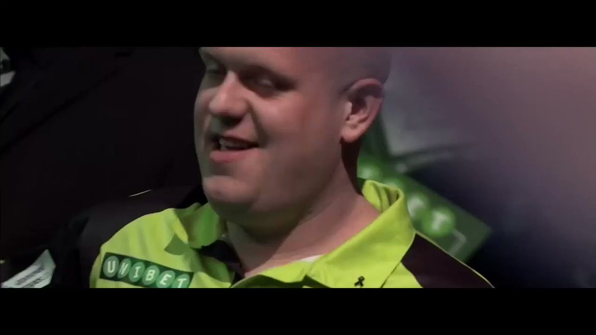 Image for the Tweet beginning: Love the Darts!! @OfficialPDC