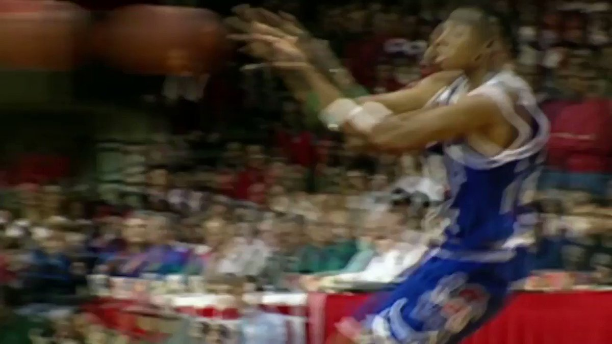 A '90s hoops legend returns to where it all began. https://t.co/9nWUXIIHFz