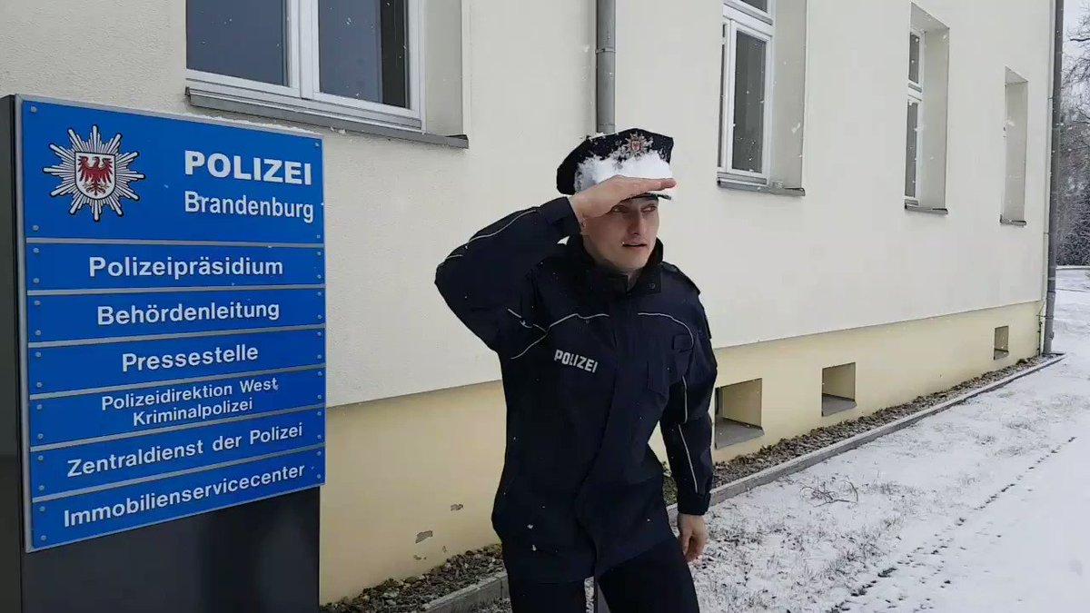 Polizei Brandenburg On Twitter Wir Haben Uns überzeugt