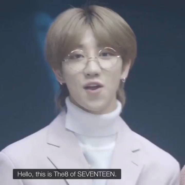 minghao stuttering with his unique korea...