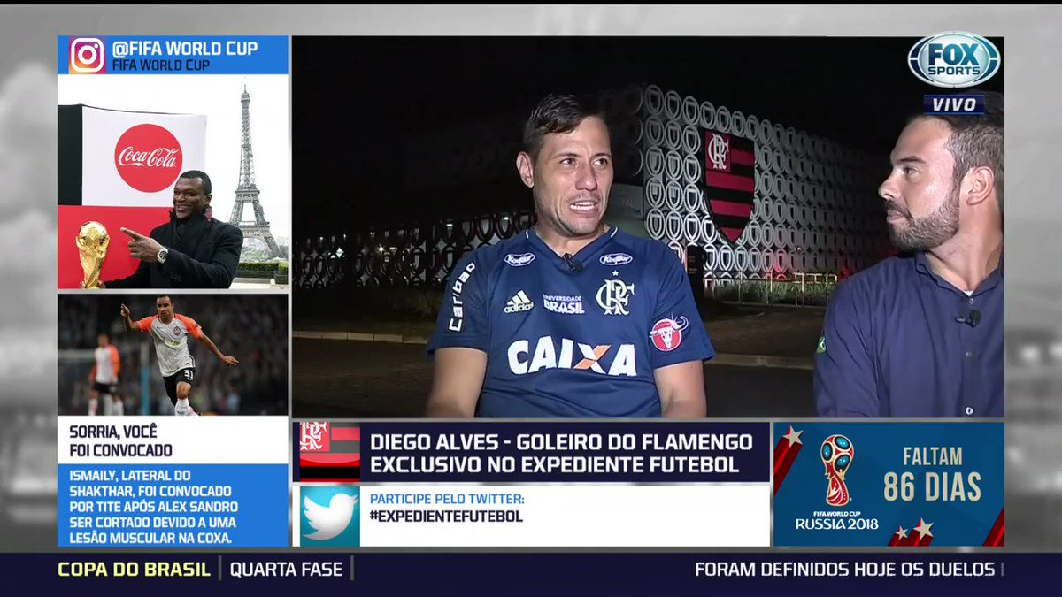 Central FOX Brasil's photo on #ExpedienteFutebol