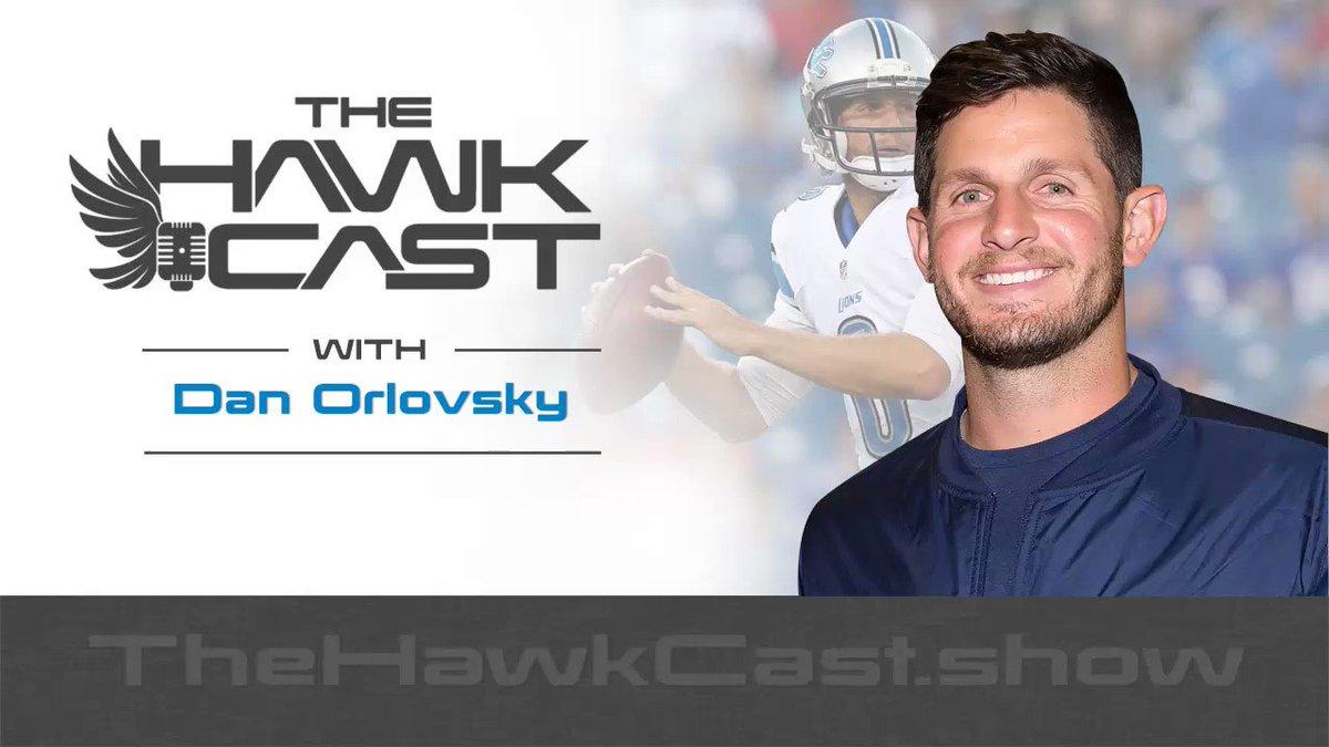 Why do backup quarterbacks make great coaches? Heres why... #HawkCast @danorlovsky7 full ep: goo.gl/dkex36