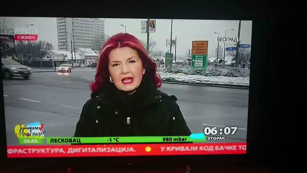 Televizijska realnost u Srbiji: sve nam...