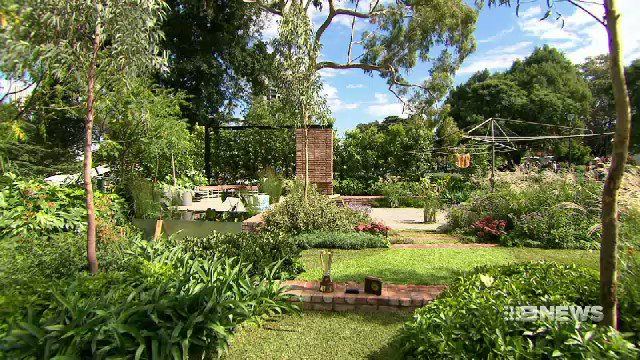 Image for the Tweet beginning: Gardens of all shapes and