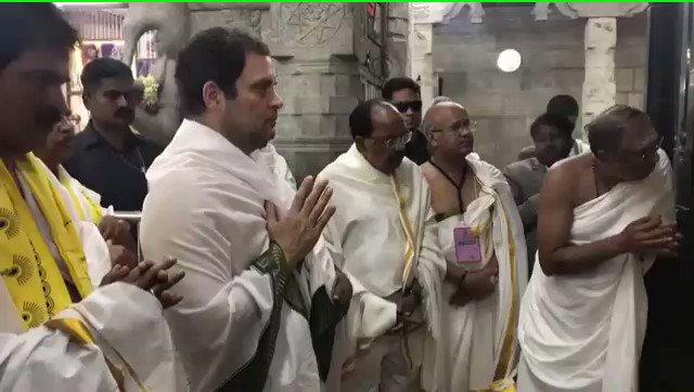 @INCIndia President @RahulGandhi visits...