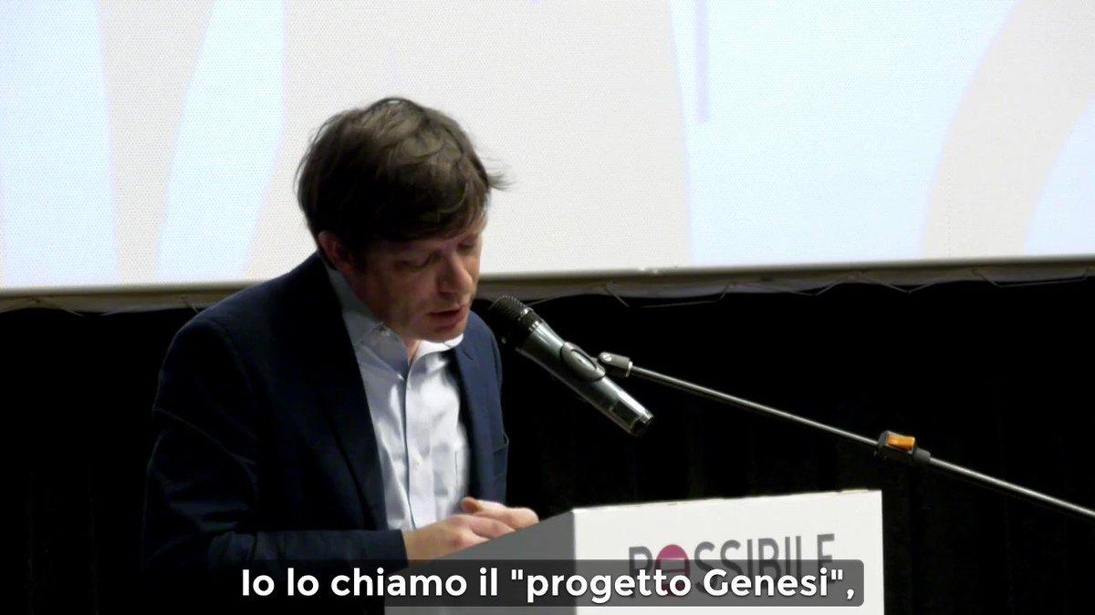 Il Progetto Genesi: pulizia, ricostruzio...