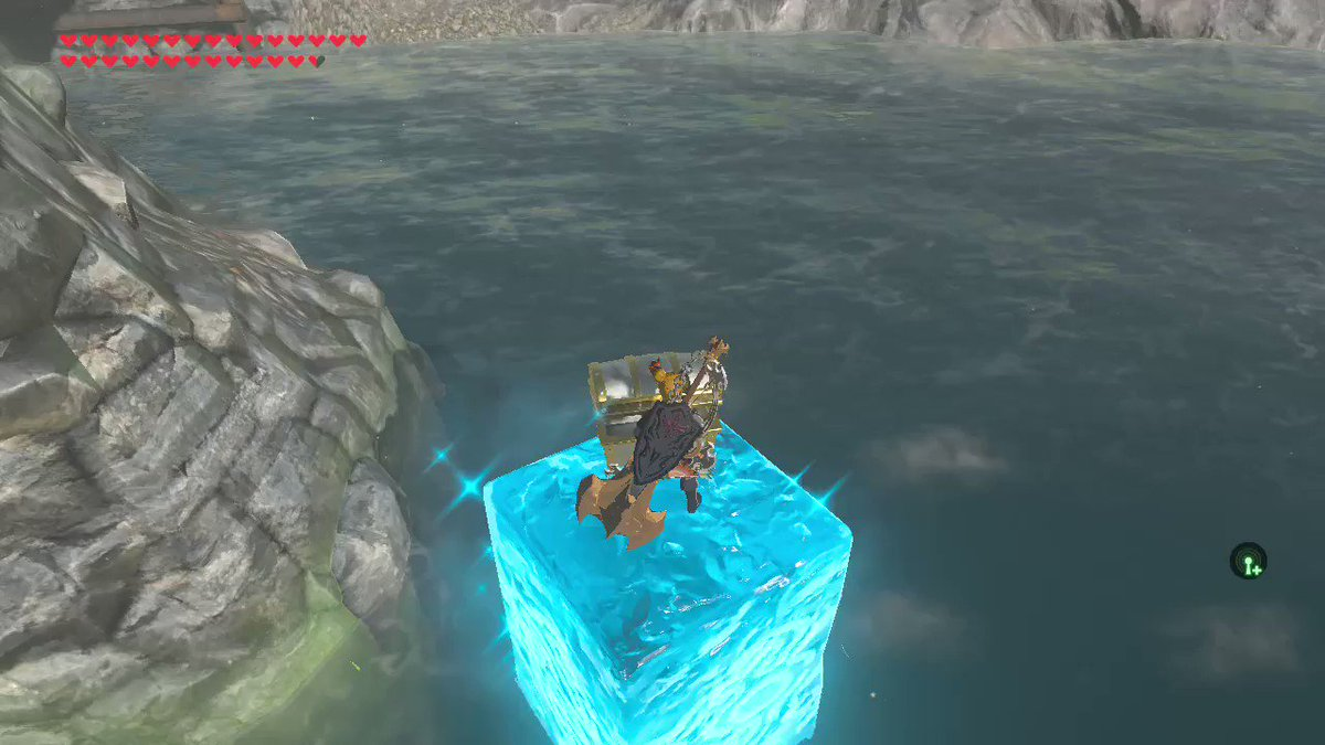 Underwater Yiga (2/2) #BreathoftheWild #...
