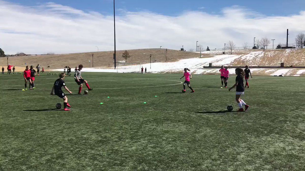 Technical Traning Camp 1 started off great today. Make sure and signup for Technical Training Camp 2 March 26-29th and check the website for more information.@RealColoSoccer    https://t.co/DRooO7U17l