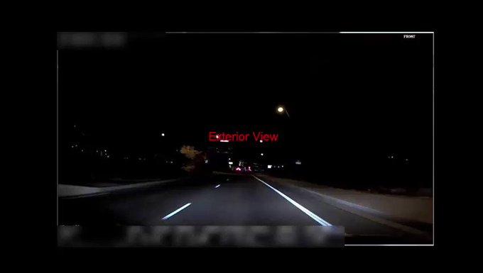自動運転車の事故の動画が公開、技術開発は進みが遅くなる可能性が高い