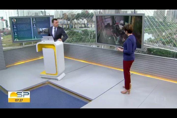 Climão ao vivo: Rodrigo Bocardi e Gloria...