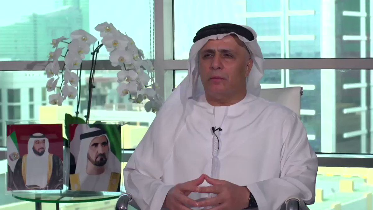 HE Mattar Al Tayer, Director General and Chairman of the Board of Executive Directors at #RTA, talking about the UITP MENA 2018. Book your seat now: bit.ly/2ELVI9G #MENAtransport2018