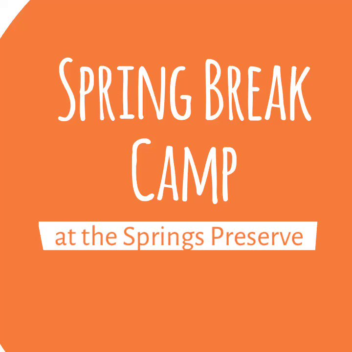 Image for the Tweet beginning: Spring Break is next week